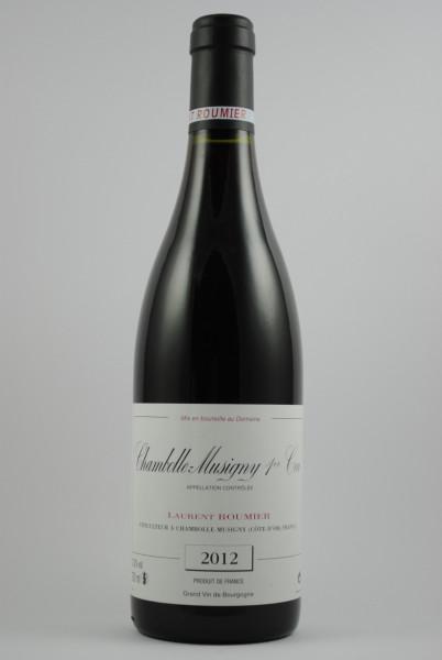 2012 Chambolle-Musigny 1er Cru